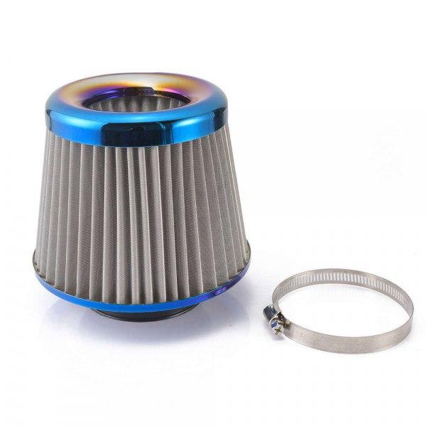 Filtr stożkowy METALOWY Burn Blue / Neochrome